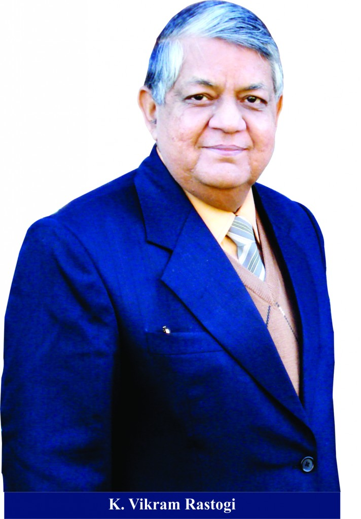 Shri K.Vikram Rastogi