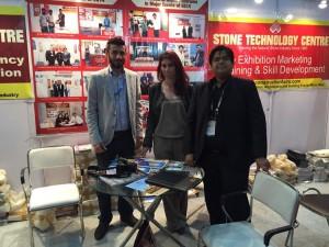 India Stone Mart, 29 Jan- 1 Fe
