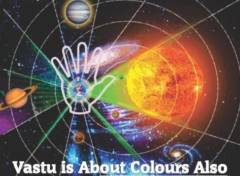 vastu color