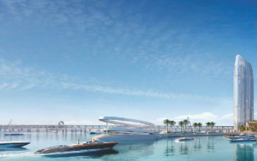 EMAAR LAUNCHES  ITS ULTRA-LUXURY  RESIDENTIAL TOWER IN  DUBAI CREEK HARBOUR
